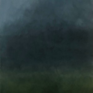 (CreativeWork) Winki storm by Mike Adlam. Oil Paint. Shop online at Bluethumb.