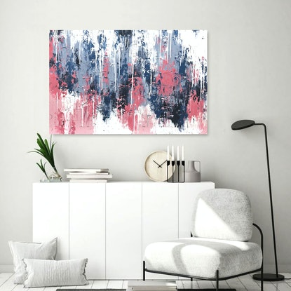 (CreativeWork) Divergence No. 2 by Melanie Crawford. Acrylic Paint. Shop online at Bluethumb.