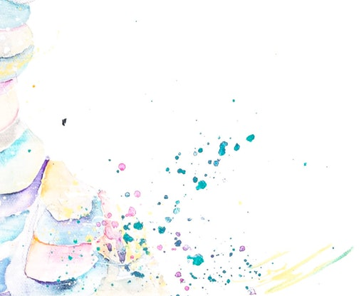 (CreativeWork) Squawky Magee by Stephanie Elizabeth. Watercolour Paint. Shop online at Bluethumb.