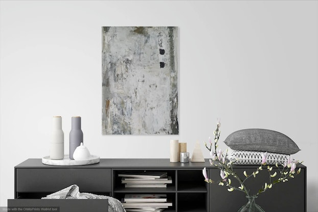 (CreativeWork) Ghost by Dawn Lim. Other Media. Shop online at Bluethumb.
