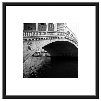 (CreativeWork) THE RIALTO - FRAMED 75x75cm Ed. 1 of 20 by Geoff Birrell. Photograph. Shop online at Bluethumb.