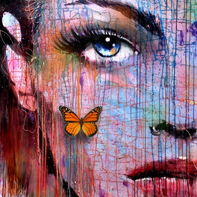 (CreativeWork) MERGED by loui jover. drawing. Shop online at Bluethumb.