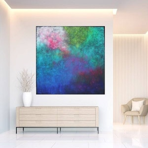 (CreativeWork) ON SALE 20% OFF Believe by Belinda Nadwie. Oil Paint. Shop online at Bluethumb.