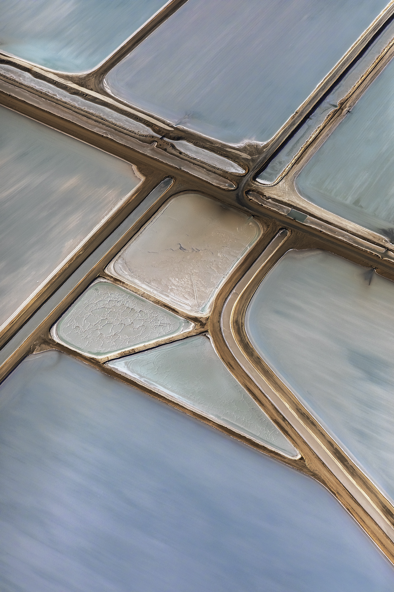 (CreativeWork) Abstract Aerial of Salt Farm Ed. 2 of 10 by Craig Hammersley. #<Filter:0x00007f18644514c8>. Shop online at Bluethumb.