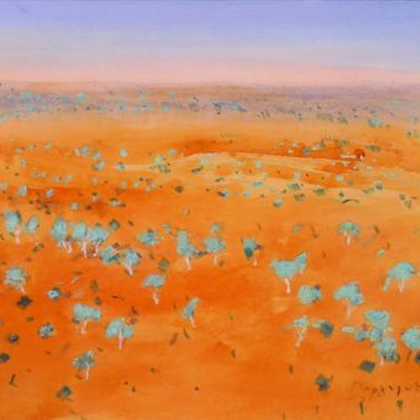 (CreativeWork) DesertPatterns Ed. 7 of 80 by Faye De Pasquale. Print. Shop online at Bluethumb.