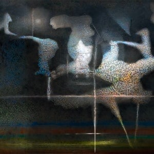 (CreativeWork) All the Swimmers (Part2) Ed. 1 of 10 by Chris Morgan. Photograph. Shop online at Bluethumb.