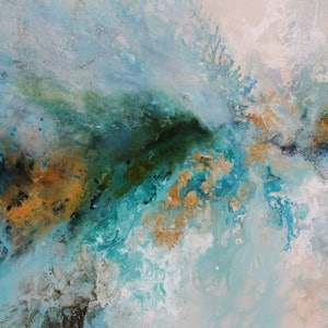 (CreativeWork) Ocean Dance by Sue Dyde. #<Filter:0x0000564ca65aead0>. Shop online at Bluethumb.