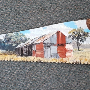 (CreativeWork) RUSTY SHED ON SAW by Margaret HADFIELD. #<Filter:0x000055727e2a4ae0>. Shop online at Bluethumb.