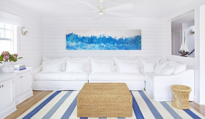 (CreativeWork) Oceans Awash by Tina Dawes. Acrylic Paint. Shop online at Bluethumb.