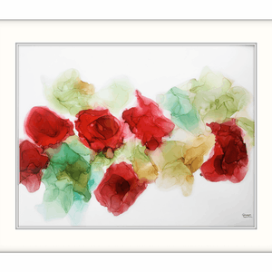 (CreativeWork) Back in the Rose Garden by Johanna Larkin. #<Filter:0x00007f1f7d0d04c8>. Shop online at Bluethumb.