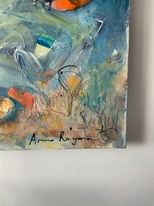 (CreativeWork) Taste of Huon by Ann Rayment. Mixed Media. Shop online at Bluethumb.