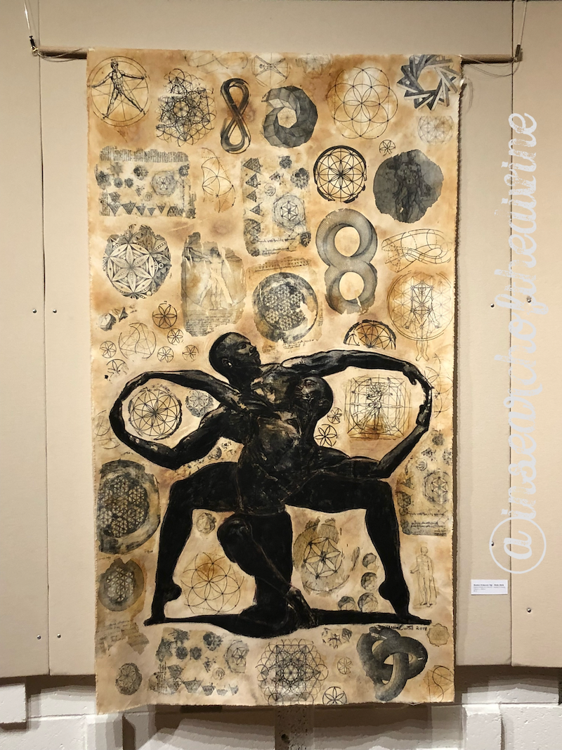 (CreativeWork) Mobius Sigi - Male-Male - EMbodiment series by Jessica Curtis. #<Filter:0x00007f7baeac46b8>. Shop online at Bluethumb.