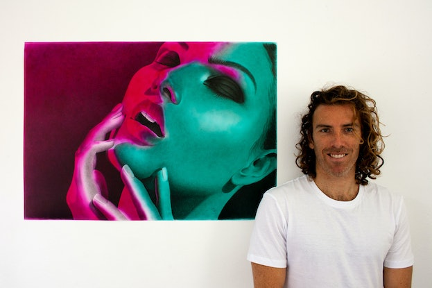 (CreativeWork) Original Sin by Dean Spinks. Drawings. Shop online at Bluethumb.