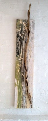 (CreativeWork) Cast adrift by William Holt. Mixed Media. Shop online at Bluethumb.