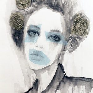 (CreativeWork) Helena by Fiona Maclean. #<Filter:0x00007fe9a1e82460>. Shop online at Bluethumb.