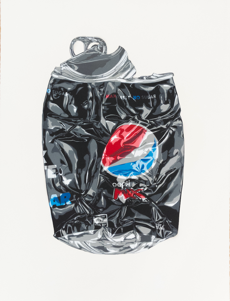 (CreativeWork) Crush #7 - Pepsi Max (Edition no. 2 of 5) by Logan Moody. Other Media. Shop online at Bluethumb.