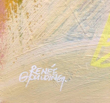 (CreativeWork) Kathleen Springs by RENEE GOULDING. Acrylic Paint. Shop online at Bluethumb.