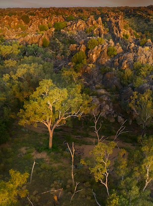 (CreativeWork) Geikie Gorge Kimberley -02 Ed. 1 of 25 by Craig Hammersley. Photograph. Shop online at Bluethumb.