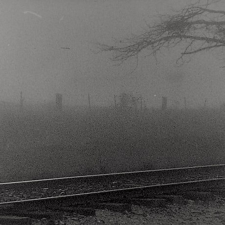 (CreativeWork) Vintage 1970s Misty Railway track Ed. 1 of 3 by Allan Maxwell. Photograph. Shop online at Bluethumb.