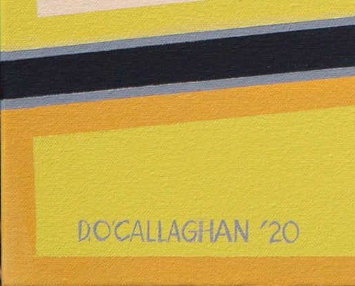 (CreativeWork) Road To The Farm by Dean O'Callaghan. Acrylic Paint. Shop online at Bluethumb.