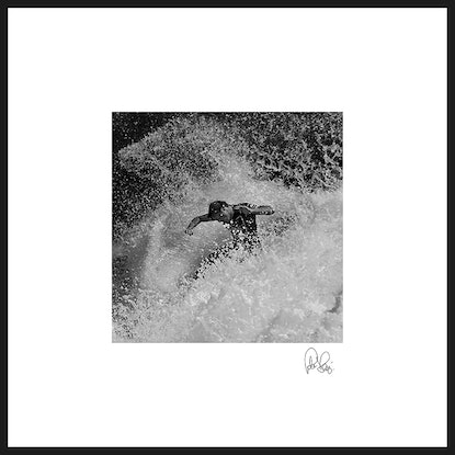 (CreativeWork) P 200 Powersurf  by Peter Henning. Photograph. Shop online at Bluethumb.