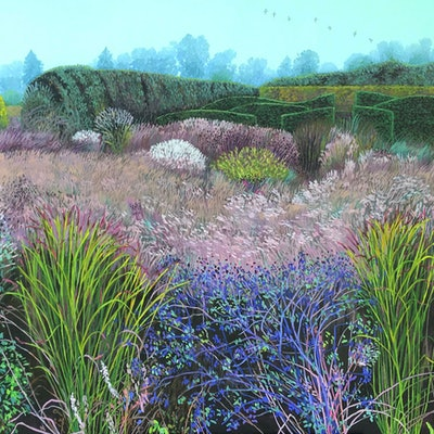 (CreativeWork) Dream meadow by Sue Smith. #<Filter:0x00007fc18ba02180>. Shop online at Bluethumb.
