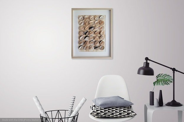 """(CreativeWork) PRINTS """"Of things past and lost  -  Transitory #2""""  by Karen Coull. Other Media. Shop online at Bluethumb."""
