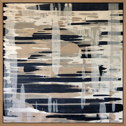 (CreativeWork) * On Sale* Swell by Kylie Sams. Acrylic Paint. Shop online at Bluethumb.