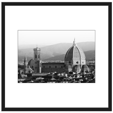 (CreativeWork) THE DUOMO - FRAMED 89x87cm Ed. 2 of 20 by Geoff Birrell. Photograph. Shop online at Bluethumb.