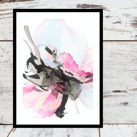 (CreativeWork) Dressed to impress   LIMITED EDITION PRINT Ed. 1 of 250 by Michelle Drougas. Print. Shop online at Bluethumb.