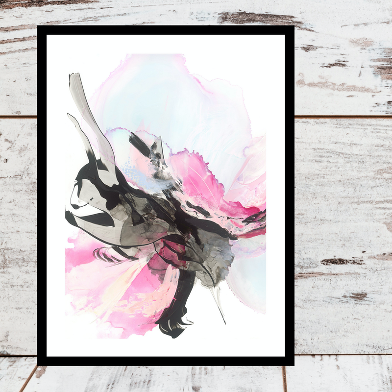 (CreativeWork) Dressed to impress | LIMITED EDITION PRINT Ed. 1 of 250 by Michelle Drougas. Print. Shop online at Bluethumb.