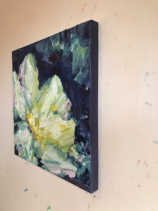 (CreativeWork) Believe No 2 by Liliana Gigovic. Oil Paint. Shop online at Bluethumb.