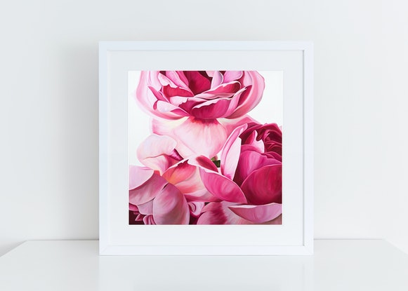 (CreativeWork) Alessia Ed. 3 of 100 by Freya Powell. Print. Shop online at Bluethumb.