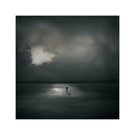(CreativeWork) Isolation  Ed. 1 of 10 by Robert Salisbury. Photograph. Shop online at Bluethumb.