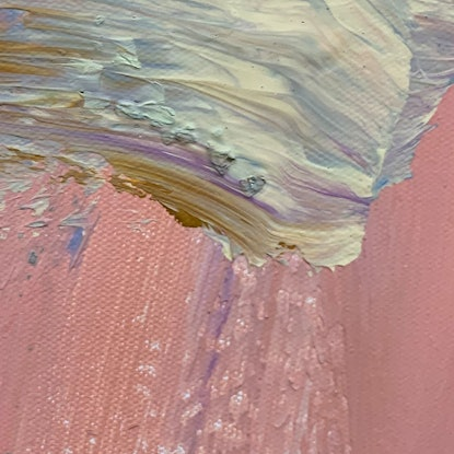 (CreativeWork) Golden Door by BAKER COLLECTION. Acrylic Paint. Shop online at Bluethumb.