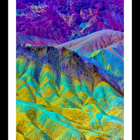 (CreativeWork) Iridescence Ed. 12 of 100 by Nick Psomiadis. Photograph. Shop online at Bluethumb.