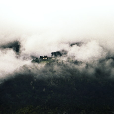 (CreativeWork) Fog Distortion, Variation One Ed. 2 of 8 by Valentina Schulte. Photograph. Shop online at Bluethumb.