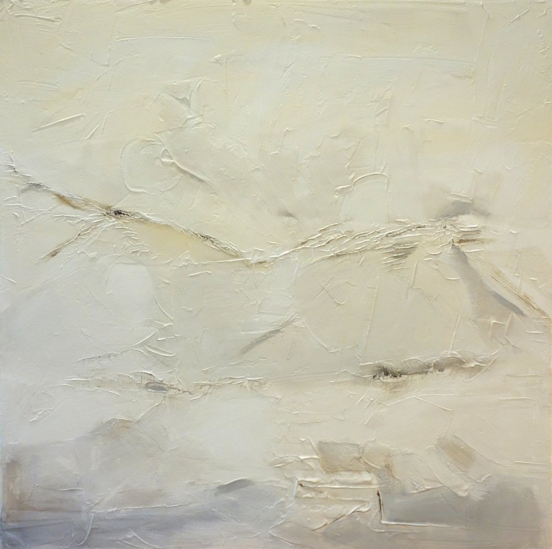 (CreativeWork) Silent Journey by Gareth Butcher. Acrylic Paint. Shop online at Bluethumb.