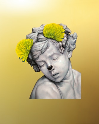 (CreativeWork) A Better You by Matthew Quick. Oil Paint. Shop online at Bluethumb.