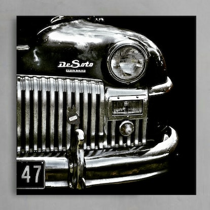 (CreativeWork) 1947 DeSoto ~ Classic Car Photography Ed. 1 of 100 by Nadia Culph. Photograph. Shop online at Bluethumb.