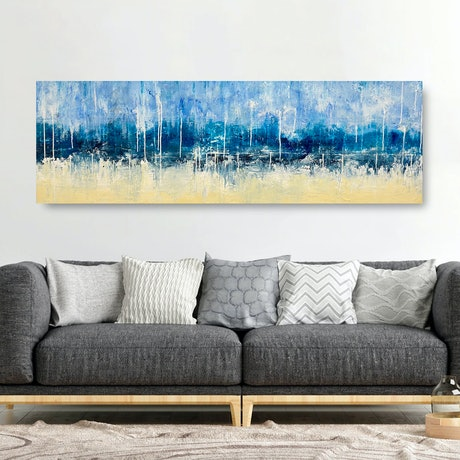 (CreativeWork) Times Like These by Melanie Crawford. Acrylic Paint. Shop online at Bluethumb.