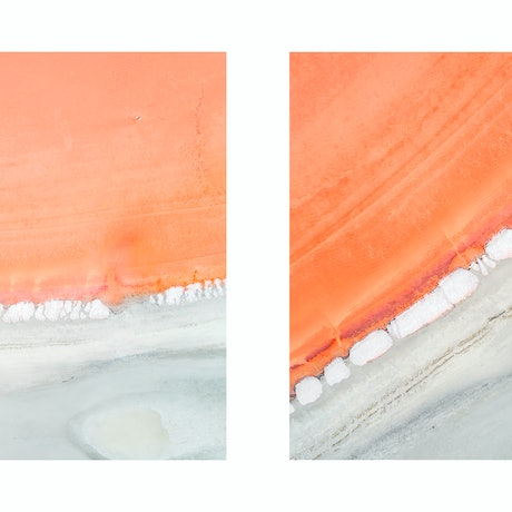 (CreativeWork) Great Southern Salt Lakes of Western Australia Ed. 1 of 20 by Craig Hammersley. Photograph. Shop online at Bluethumb.