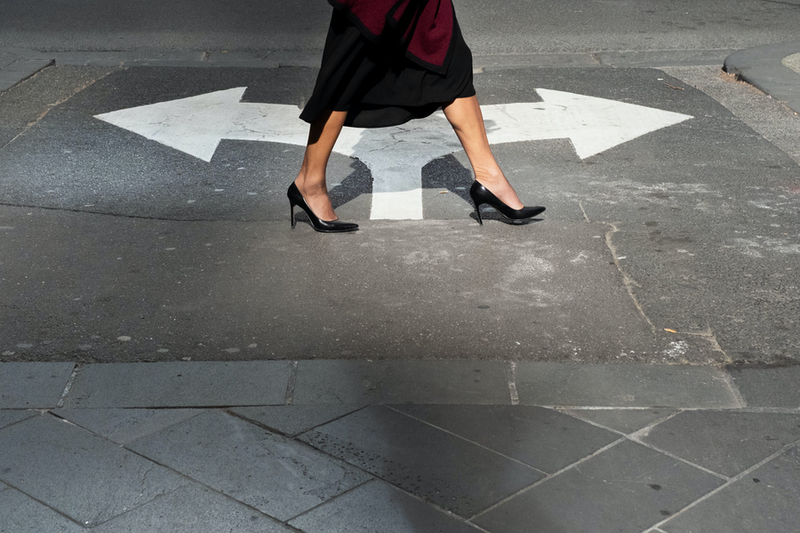 (CreativeWork) Crossing Alfred Ed. 1 of 10 by Brent Lukey. Photograph. Shop online at Bluethumb.