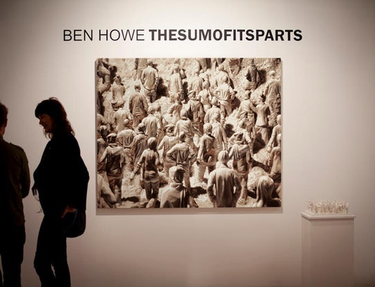 (CreativeWork) From Clay by Ben Howe. Oil Paint. Shop online at Bluethumb.