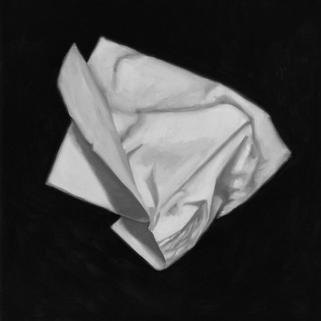 (CreativeWork) The Sixth Tissue by Alanna Valera. Oil Paint. Shop online at Bluethumb.