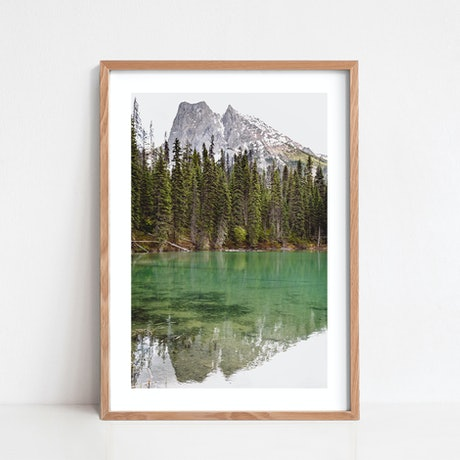 (CreativeWork) Jasper National Park 4 Ed. 1 of 20 by Penny Prangnell. Photograph. Shop online at Bluethumb.
