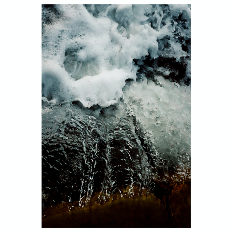 (CreativeWork) Storm Sea - Limited Edition Print by Georgie Lowe. Photograph. Shop online at Bluethumb.