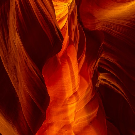 (CreativeWork) Crimson Flame Ed. 15 of 100 by Nick Psomiadis. Print. Shop online at Bluethumb.