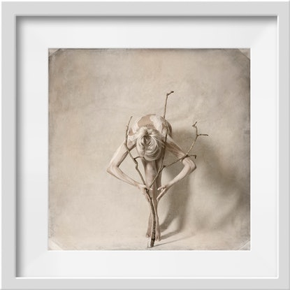 (CreativeWork) Fine Art Nude #2 Ed. 1 of 10 by Kate Lionis. Photograph. Shop online at Bluethumb.