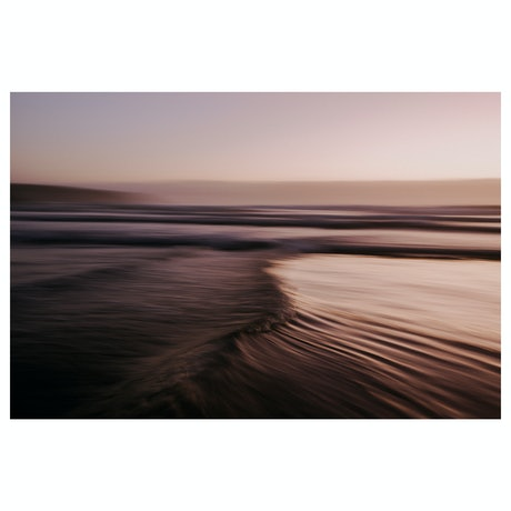 (CreativeWork) Sunrise Sea 1 - Limited Edition Print by Georgie Lowe. Photograph. Shop online at Bluethumb.